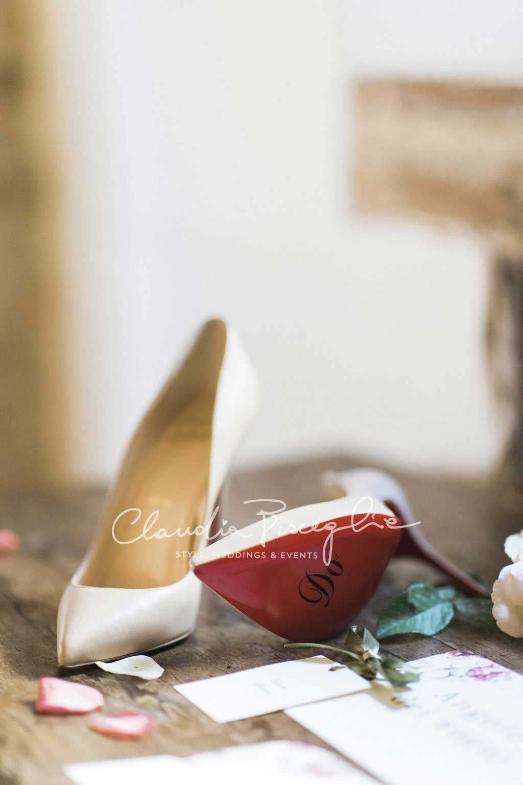 B-bridalshoes-wedding-romantic-ClaudiaBisceglieweddingplanner